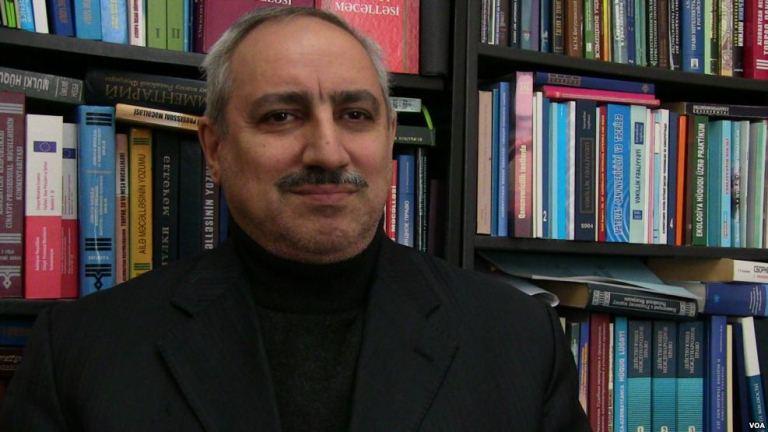 Fuad Ağayev foto Meydan TV