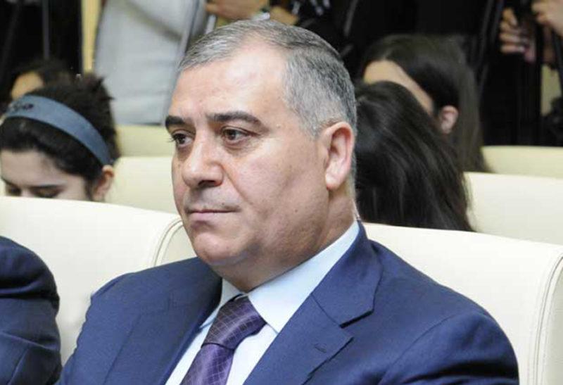 Baş prokuror yanında Korrupsiyaya Qarşı Mübarizə İdarəsinin hazırki rəis müavini Əli Nağıyev