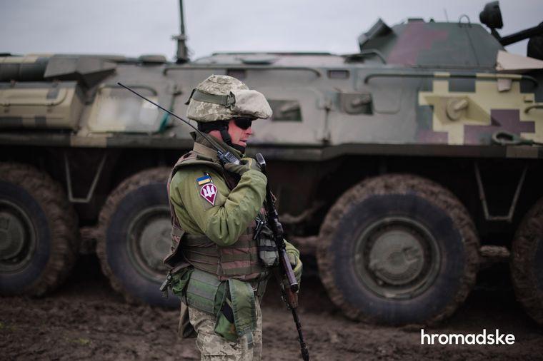 военный в Херсоне