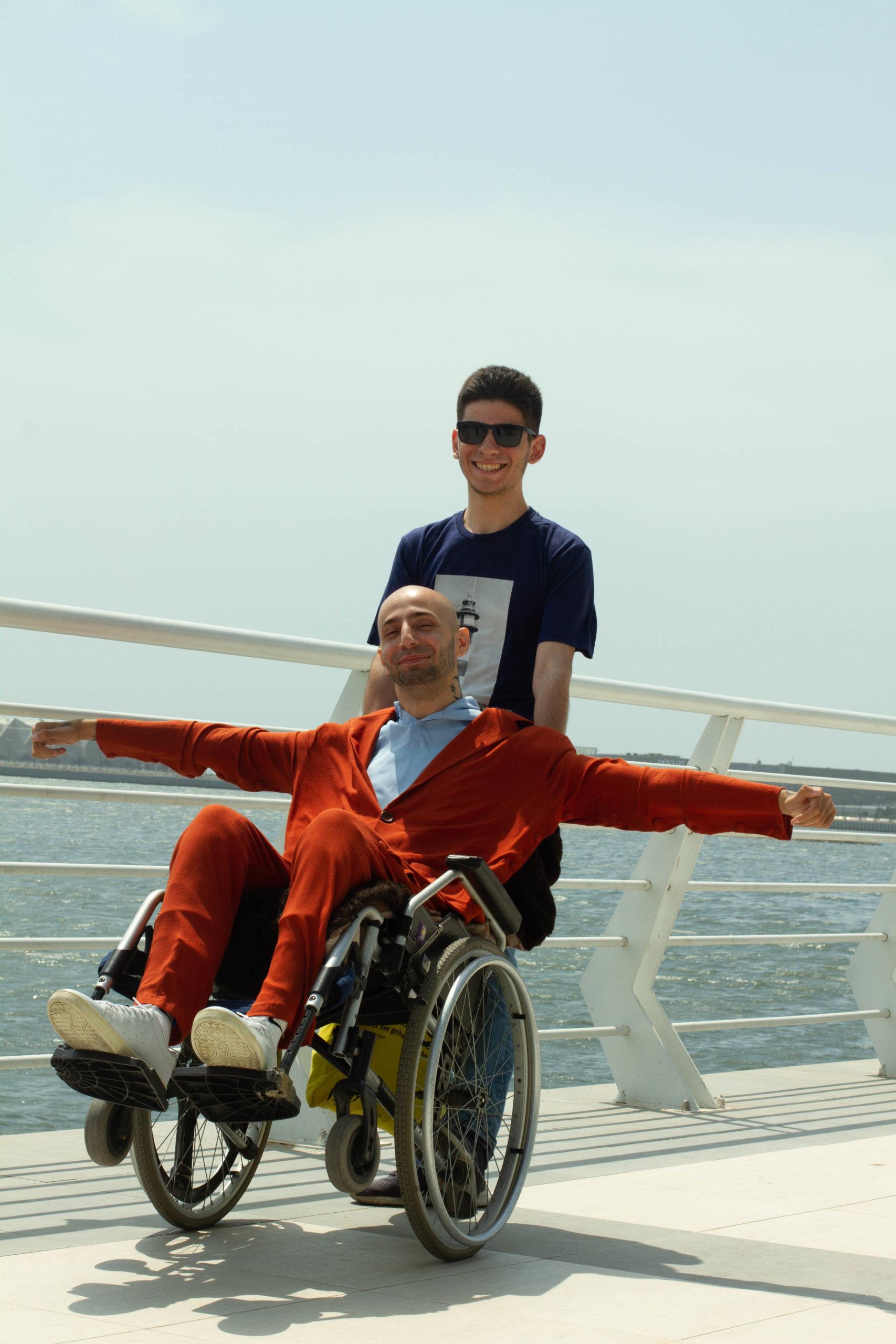 Магамед Кекалов и Орхан Адыгезал