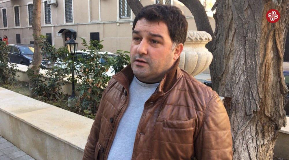 """""""Criminalaz.com"""" saytının baş redaktoru Anar Məmmədov"""